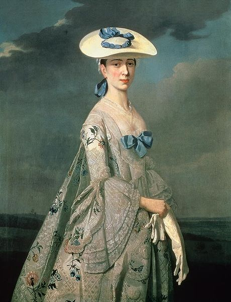 Evolution of Women s Hats From the 1700 to 1800s - Geri Walton 655510c9a74