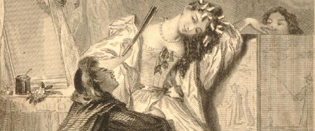 Courtship Etiquette for Gentlemen - Geri Walton